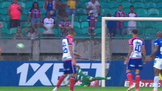 Análise: com reservas, e cheio de garotos, Cruzeiro pontua na Bahia e pode fechar rodada fora de Z-4