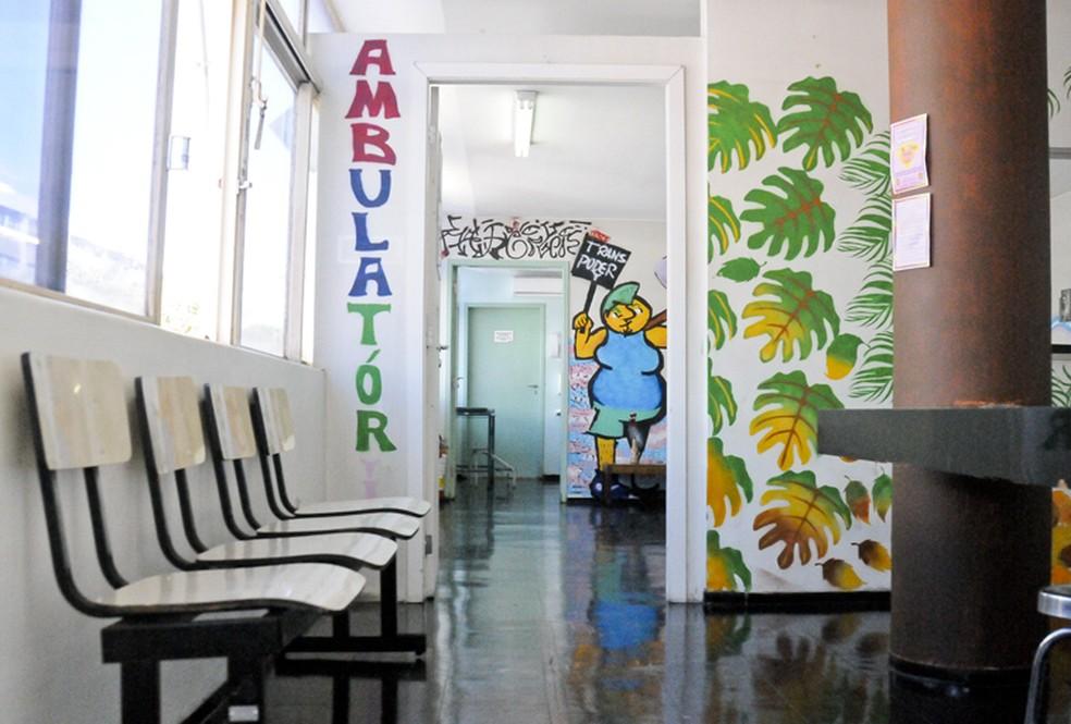 Ambulatório Trans do Distrito Federal; Em Cuiabá, o projeto deve ser retomado depois da pandemia — Foto: Geovana Albuquerque/Agência Saúde DF