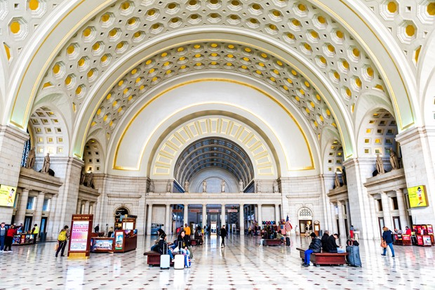 13 estações de trem mais bonitas do mundo (Foto: Getty Images)