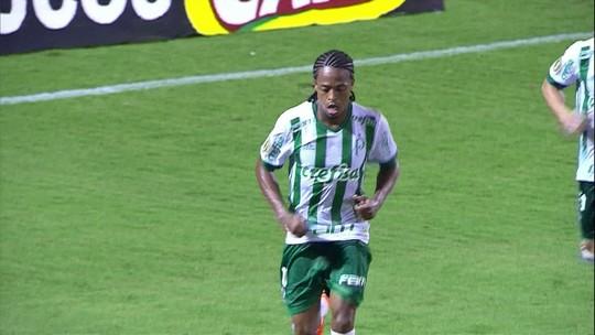 """Keno valoriza disputa no ataque e quer Palmeiras jogando """"como se fosse 0 a 0"""""""
