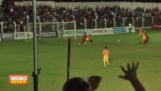 Candangão: Paracatu vence o Brasiliense na semifinal