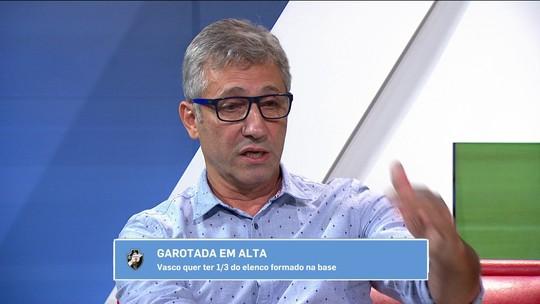 """Carlos Leite explica ajuda financeira ao Vasco: """"Socorri em momento delicado"""""""