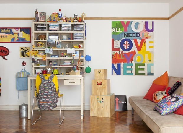 decoração-quarto-bebê-infantil-criança (Foto: Andrea Marques/Divulgação NaToca)