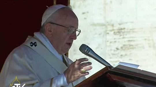 Foto: (Reprodução / TV do Vaticano)