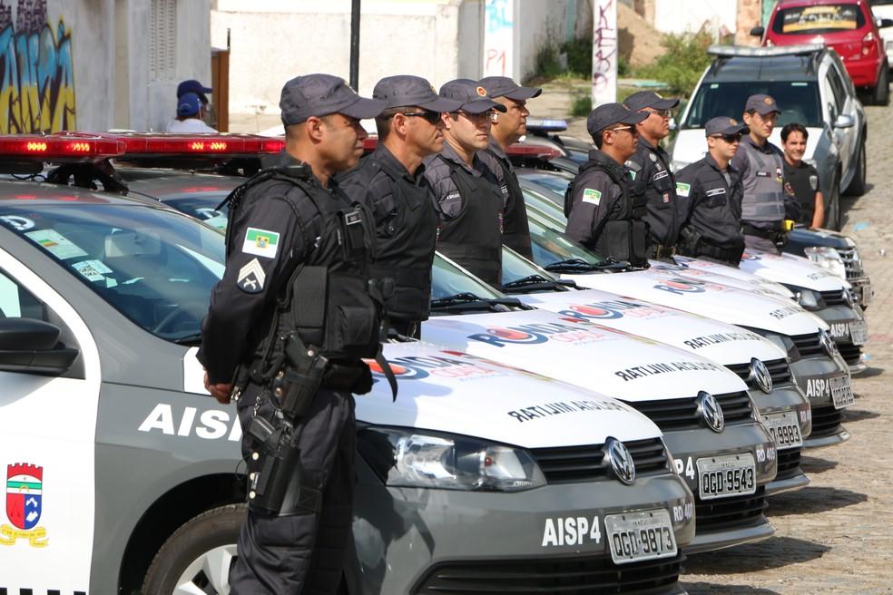 Dinheiro deve ser depositado em contas a serem administradas pelos gestores das Polícias Militar e Civil do Corpo de Bombeiros Militar e do Itep — Foto: Assecom/RN