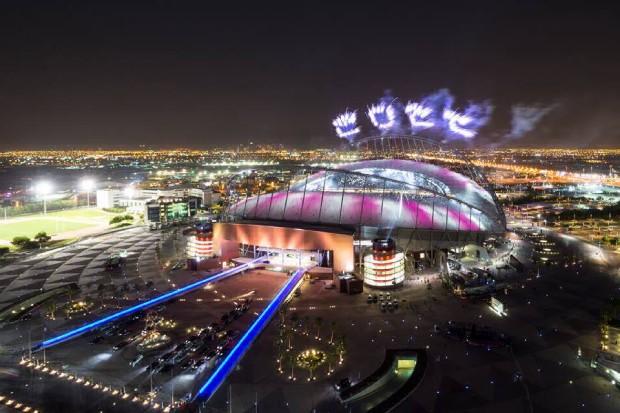 Khalifa Stadium (Foto: Divulgação / Comitê Supremo de Entrega e Legado)