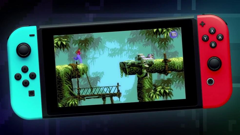 Flashback chega aos consoles no dia 20 de novembro â?? Foto: Divulgação/Microids