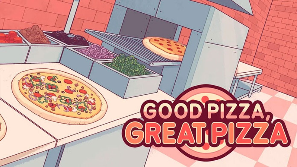 Good Pizza, Great Pizza — Foto: Divulgação/Google Play