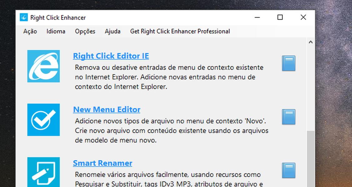 Right Click Enhancer Professional v4.5.6.0