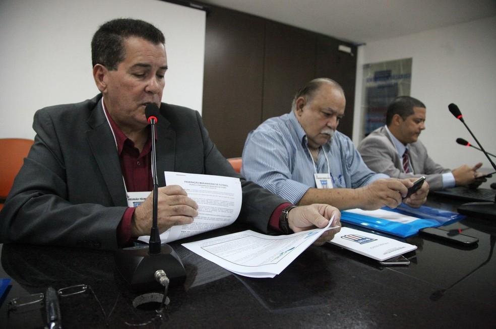 Antônio Américo pedirá a suspensão do jogo de volta da final do segundo turno (Foto: Flora Dolores / O Estado)