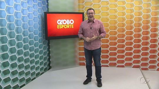 Confira o Globo Esporte-AL desta sexta-feira (15/11), na íntegra