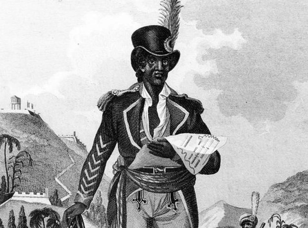 Toussaint Loverture — Foto: Getty Images/BBC