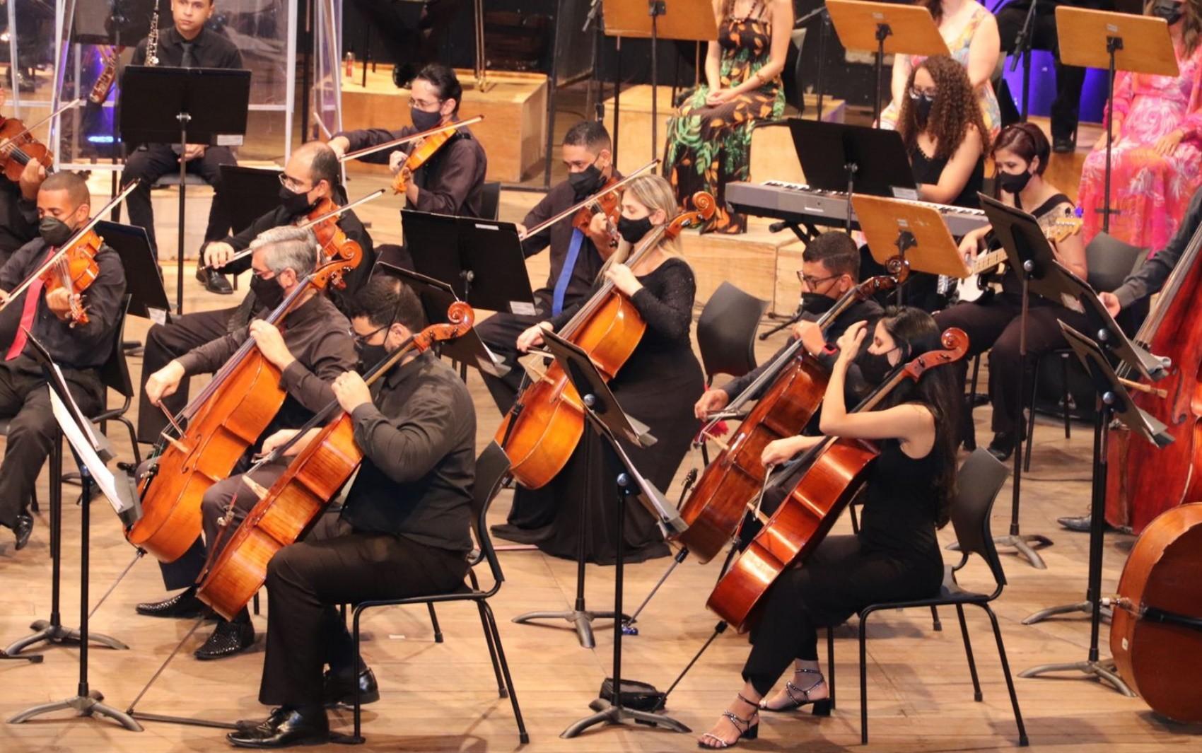 Orquestra Sinfônica faz apresentações em homenagem aos 88 anos de Goiânia; veja programação