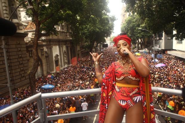 Ludmilla (Foto: Raphael Mesquita/Brazil News)