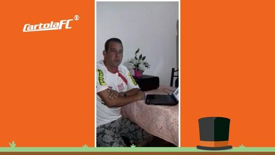 Aula de mitagem com o mito da rodada #14 da Liga do Globo Esporte Sergipe
