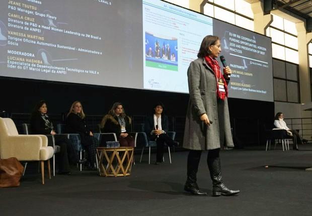 Camila Cruz, da 3M Brasil, fala sobre como investir em representatividade é um ato de inovação (Foto: Divulgação)