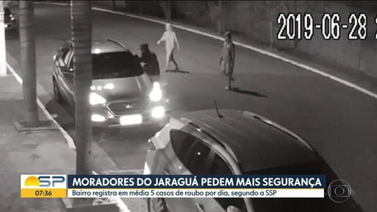 Número de assaltos na região do Jaraguá, Zona Norte de São Paulo, incomoda moradores