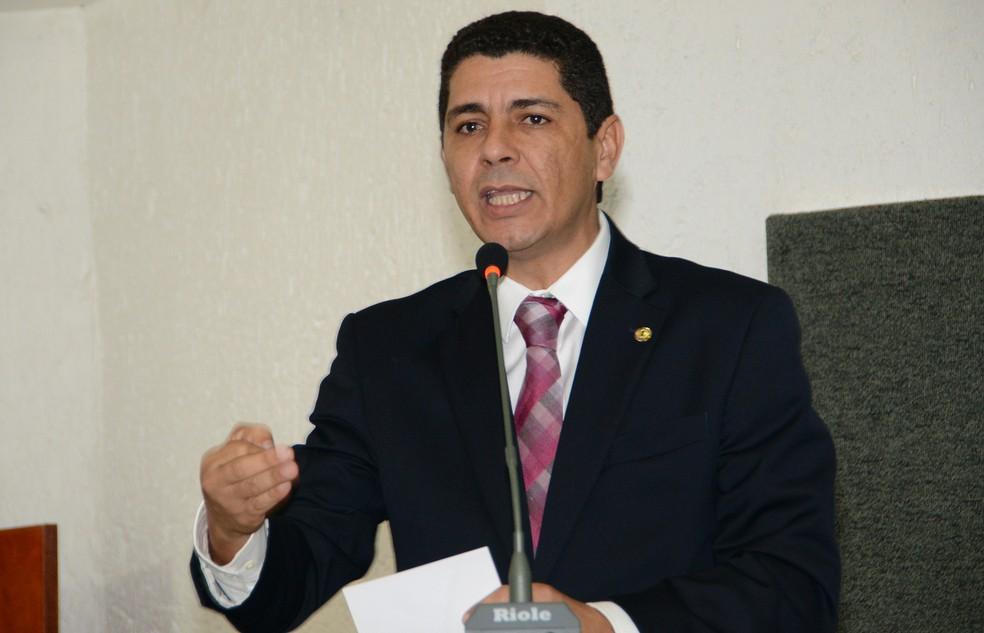 Valdemar Junior é investigado pela Polícia Civil — Foto: Koró Rocha/AL/Divulgação