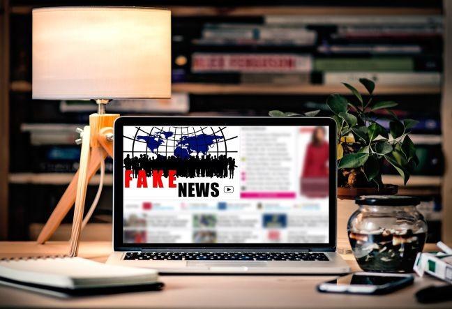 Fake news, notícia falsa (Foto: Pixabay)