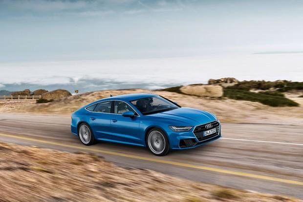 Novo Audi A7 (Foto: Divulgação )