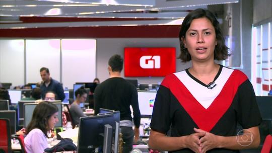 G1 em 1 Minuto: Leilão da ANP arrecada R$ 5 bilhões, mas termina com 4 áreas 'encalhadas'
