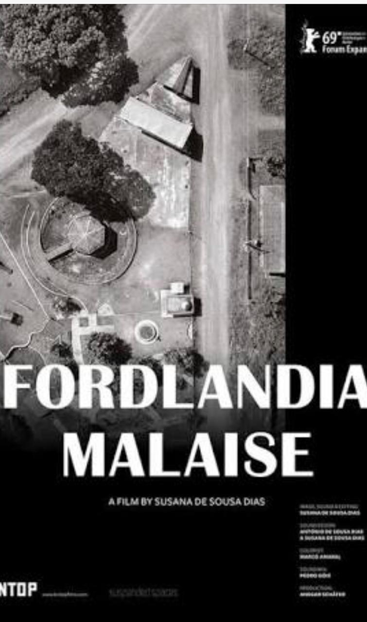 """Ford: será exibido,  no CCBB-Rio, o filme """"Fordlândia malaise"""",  documentário da portuguesa Susana de Sousa Dias"""