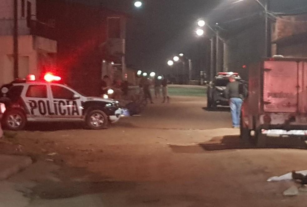 Funcionário de mercadinho é morto a tiros após receber ordem de criminosos para deixar emprego em Fortaleza