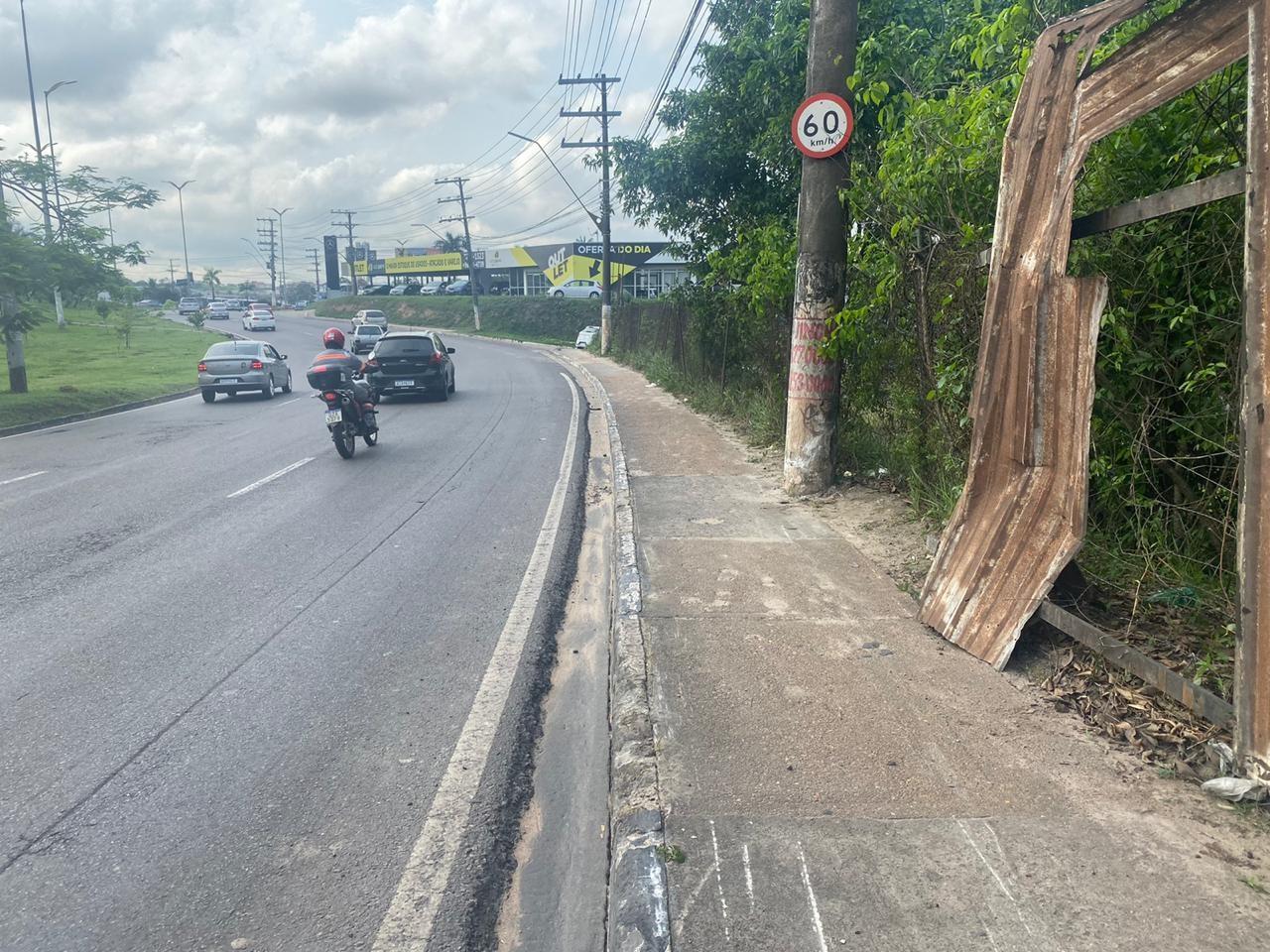 Acidente com moto deixa dois mortos na Zona Oeste de Manaus - Notícias - Plantão Diário