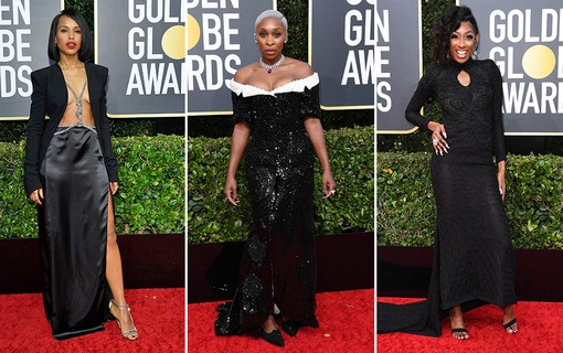 Kerry Washington, Cynthia Erivo, Lala Milan
