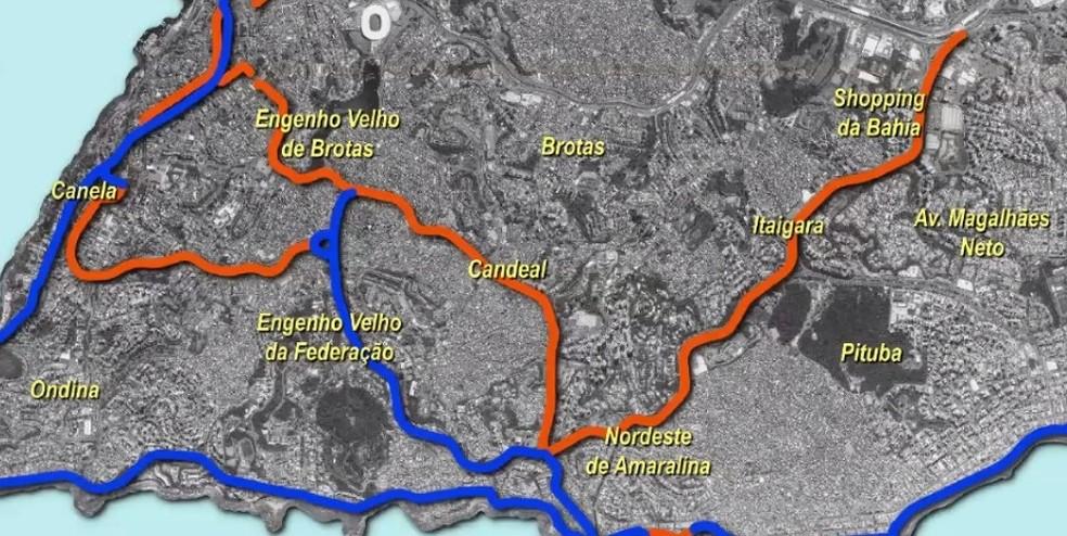 ACM Neto apresenta primeira parte de plano de retomada das atividades em Salvador — Foto: Reprodução