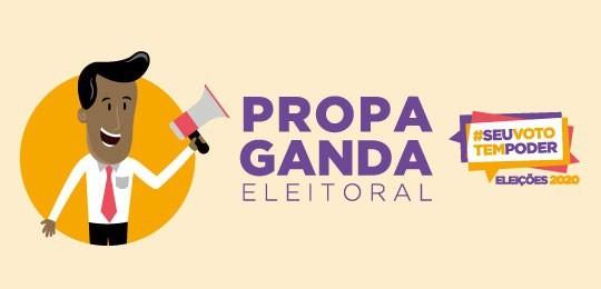 Propaganda eleitoral em bens particulares deve ser removida em até 30 dias após eleições