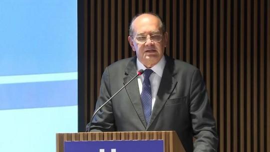 Gilmar Mendes: 'Quem defende a ditadura no Brasil sofre de amnésia'