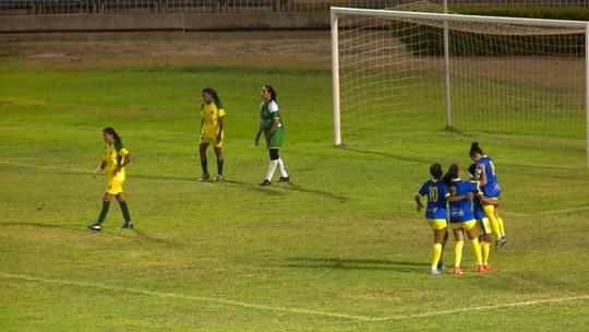 Tiradentes-PI goleia Teresina por 5 a 1 e inicia briga por vaga na Série A2 do Brasileiro
