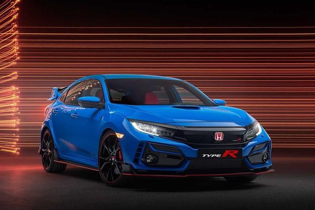 Honda Civic Type R 2021 (Foto: Divulgação)