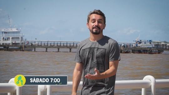 Partiu Amazônia reprisa tour em Macapá