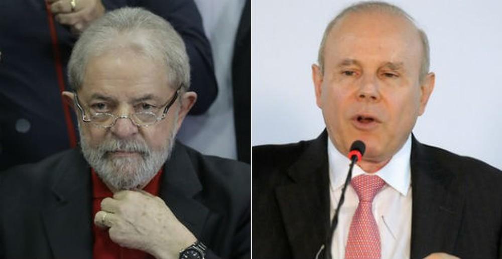 STF retira de Moro depoimentos de delatores da JBS sobre Lula e Mantega