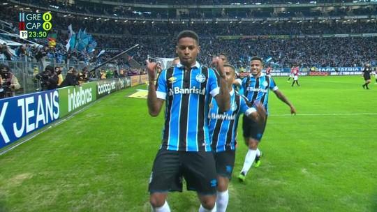 """Kannemann se inspira em jogo com Athletico e pede Grêmio """"no limite"""" contra o Palmeiras"""