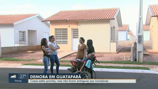 Guatapará descumpre prazo e famílias aguardam por 97 casas em conjunto habitacional