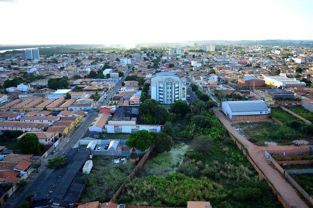 Com mais de 259 mil habitantes, Imperatriz é a segunda maior cidade do Maranhão — Foto: Edmara Silva