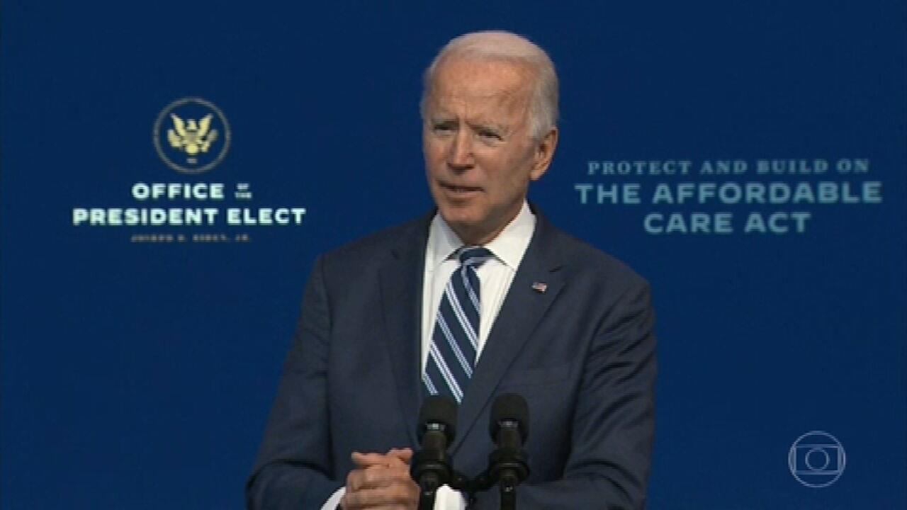 Joe Biden vence as eleições americanas com 306 delegados contra 232 de Donald Trump