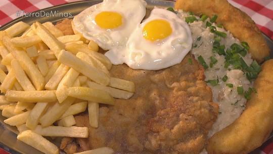 Filé Surprise é um dos atrativos de restaurante tombado pelo patrimônio em BH