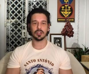 João Vicente de Castro   Reprodução