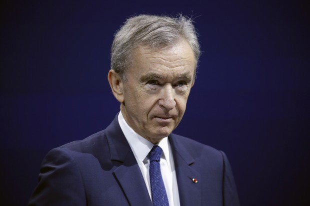 Bernard Arnault, CEO da Louis Vuitton (Foto: Getty Images)