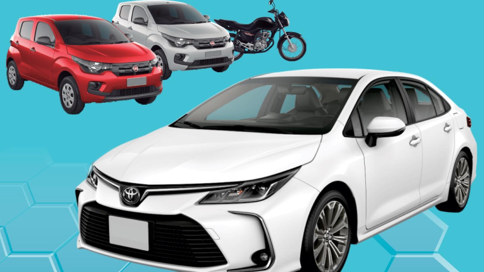 Vida Cap Campinas dará três carros, moto e dinheiro no 1º sorteio de março