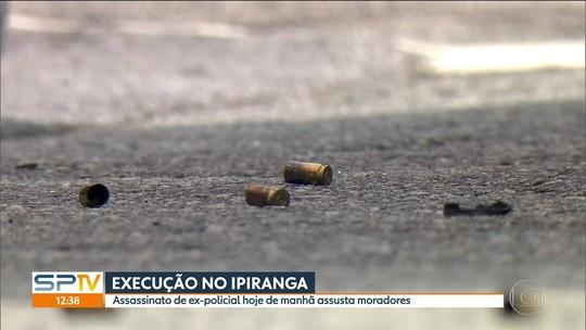 Ex-policial civil é executado no Ipiranga, Zona Sul de SP