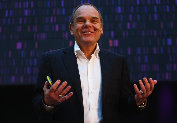 Don Tapscott (Foto: Sean Gallup/Getty Images for Burda Media)