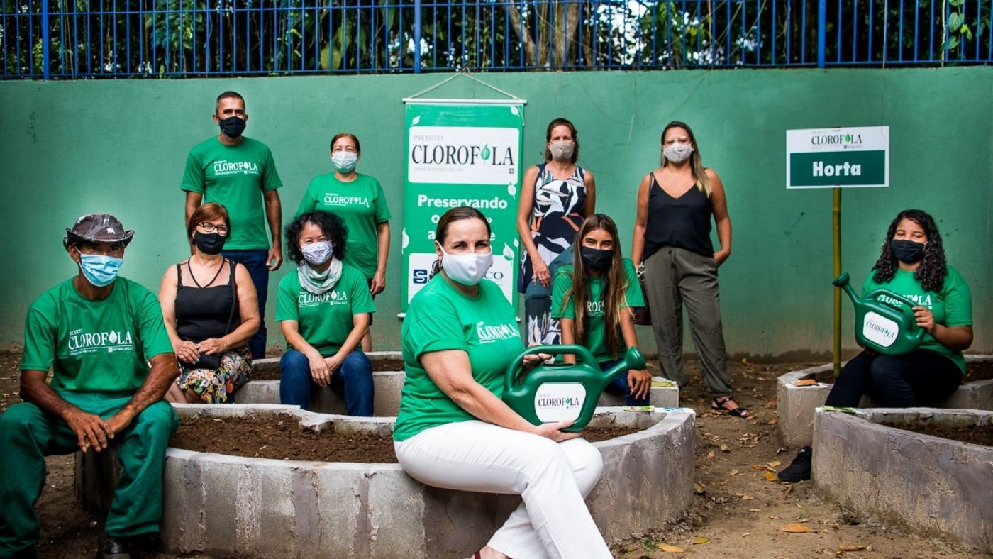 Pioneiro, Clorofila agrega ensino ecológico em Bertioga há quase 30 anos