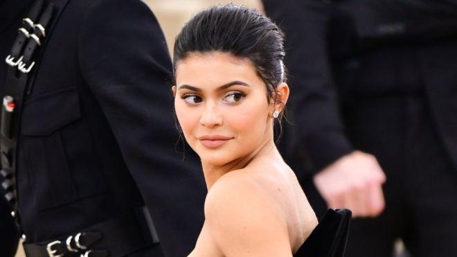 Kylie Jenner é a pessoa mais jovem a construir seu próprio império bilionário (Foto: Getty Images via BBC News)