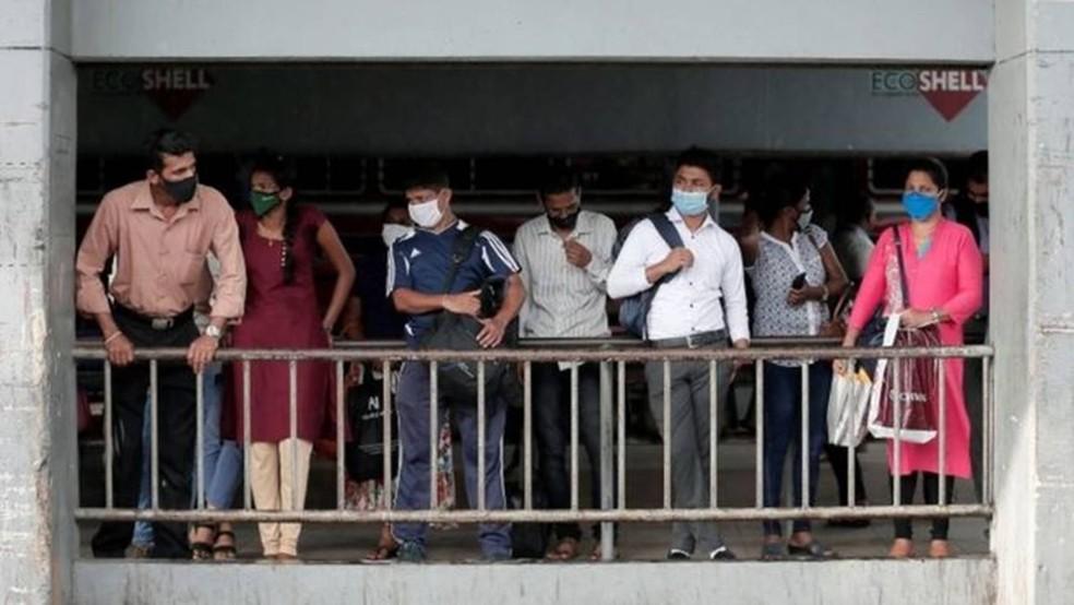 'Lamento dizer, mas com esse ambiente e com essas condições, nós tememos pelo pior', disse diretor de Organização Mundial da Saúde — Foto: Reuters