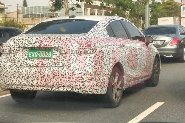 Novo Chevrolet Cruze (Foto: Thiago Gomes Rodrigues)